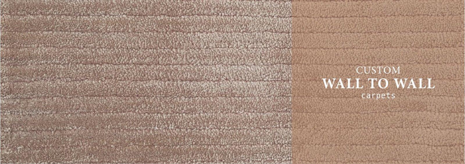 Custom Wall to Wall Carpet